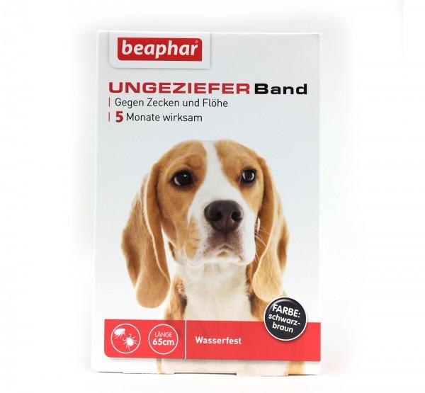 Ungezieferband HUND gegen Flöhe + Zecken Beaphar