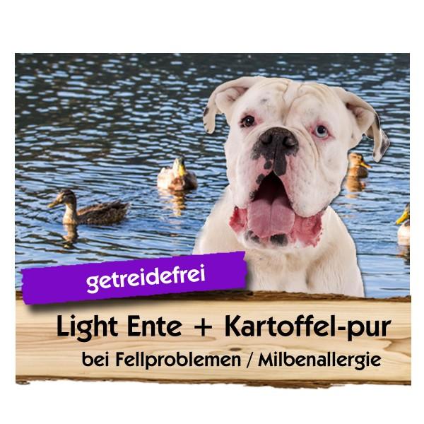LIGHT Ente + Kartoffel-pur