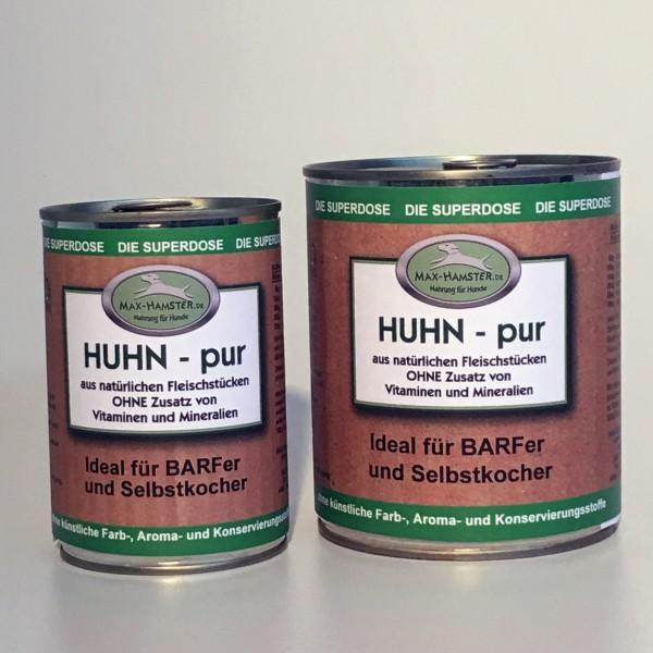 Huhn - pur Premium Dosenfleisch OHNE Zusätze