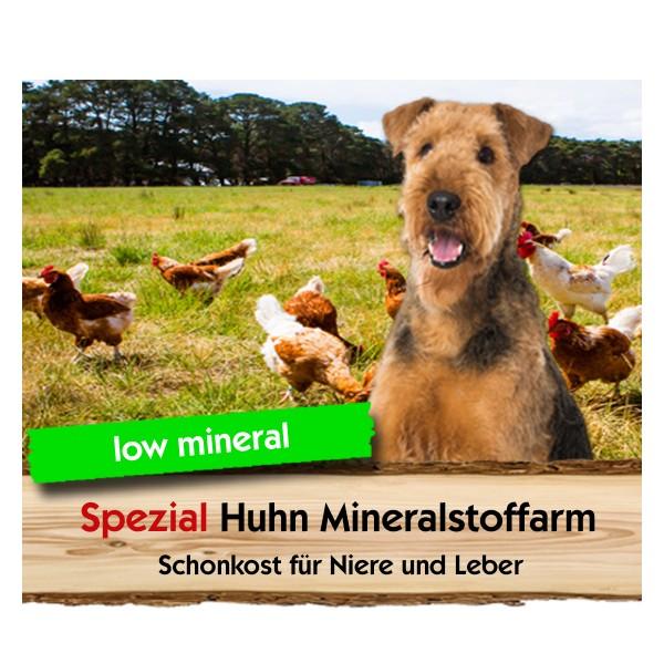 Spezial Huhn Mineralstoffarm