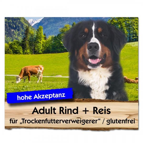 Adult Rind + Reis | Max-Hamster | natürlich und gesund