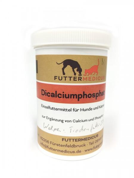 Dicalciumphosphat 100g verw. Trockenfutter in Welpennahrung