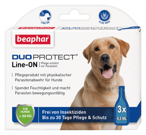 DUOPROTECT für Hunde ab 30 kg