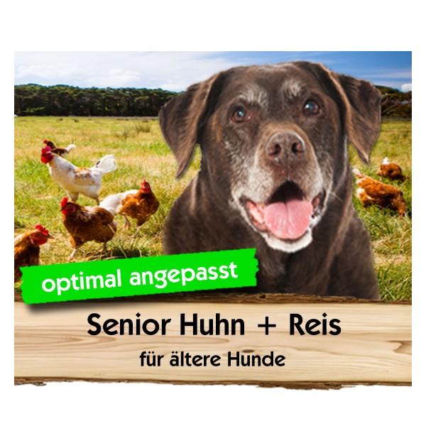 Senior Huhn + Reis