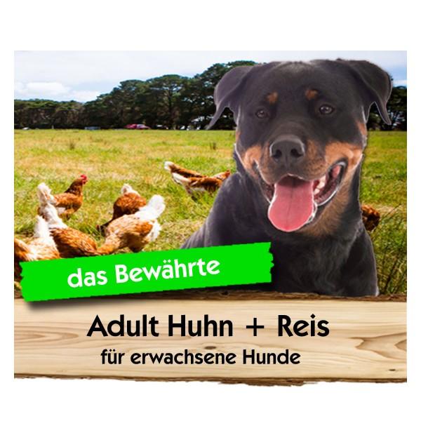 Adult Huhn + Reis