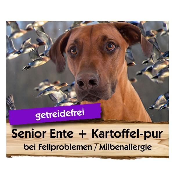 SENIOR Ente + Kartoffel-pur