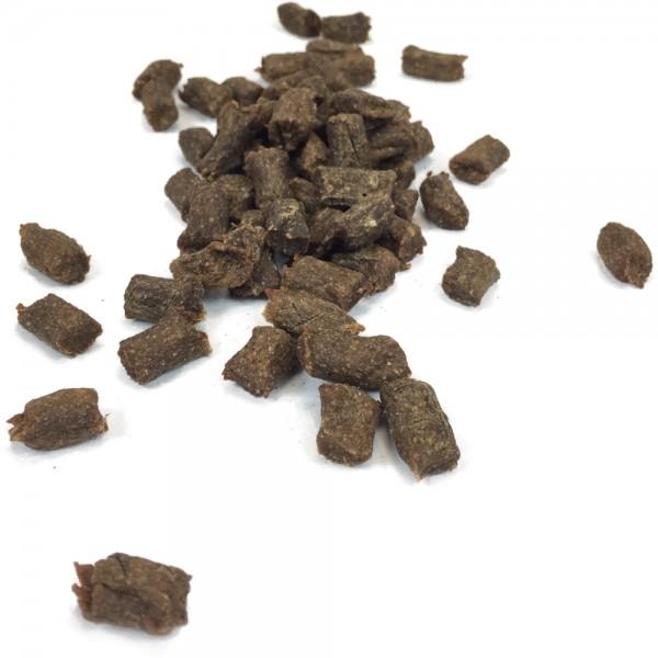 Puten-Fleischminis 65g S | Max Hamster | natürlich und gesund