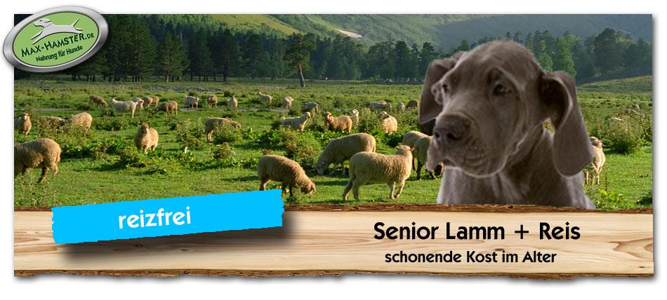 Hundefutter-Senior-Lamm-Reis-Max-Hamster