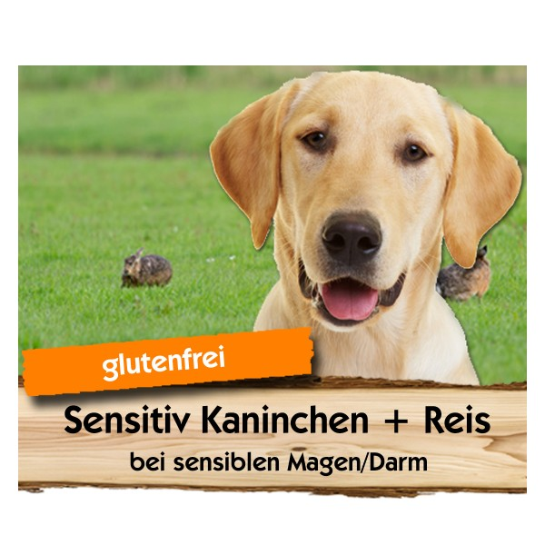 Sensitiv - Kaninchen + Reis