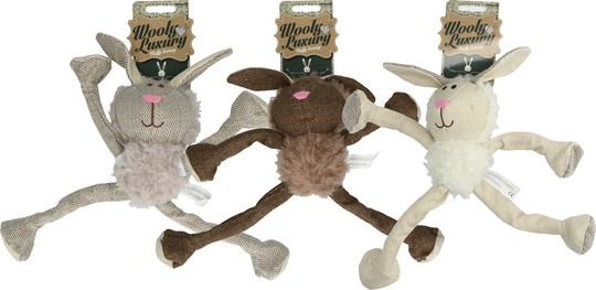 Wooly Luxury Fluffy Kaninchen