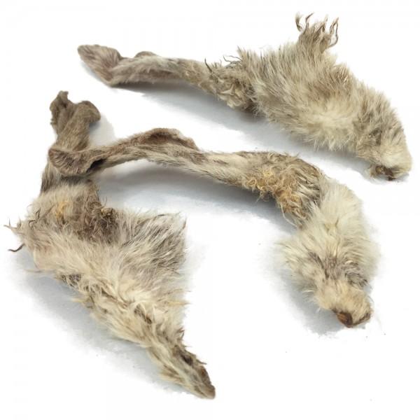 Kaninchen-Fellohren 100g S | Max Hamster | natürlich und gesund